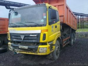 Перевозки грузов самосвалами в Екатеринбурге