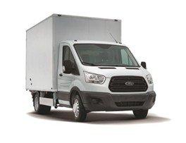 Грузоперевозки фургон до 1,5 тонн в Екатеринбурге