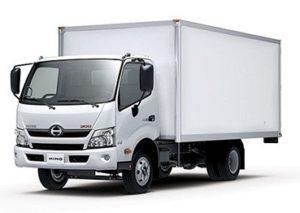 Междугородные грузоперевозки фургоном до 3 тонн в Екатеринбурге