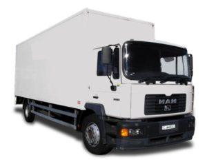 Междугородные грузоперевозки фургон рефрижератор 10 тонн в Екатеринбурге
