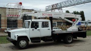 Аренда автовышки в Екатеринбурге