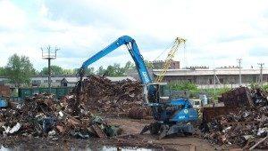 Грейфер арендовать в Екатеринбурге