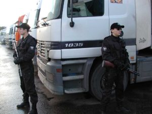Охрана груза в Екатеринбурге